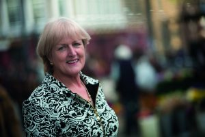 barbara Young Chief Executive 2014