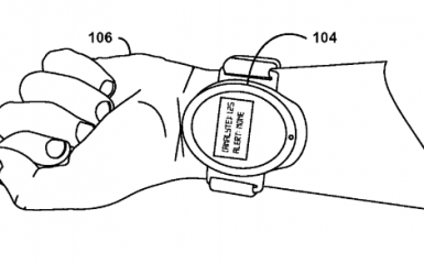 Google watch design