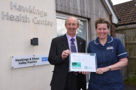 Kent charity donates free diabetes packs