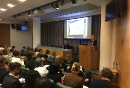 Experiences shared at inpatient conference