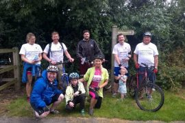 Challenge raises funds for diabetes charity