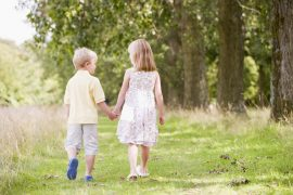 Step count linked to type 1 child health