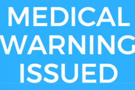 Medical warning issued over blood glucose test strips