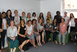 Dieticians and diabetes nurses inspired