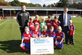 Football deal aims to prevent Type 2 diabetes