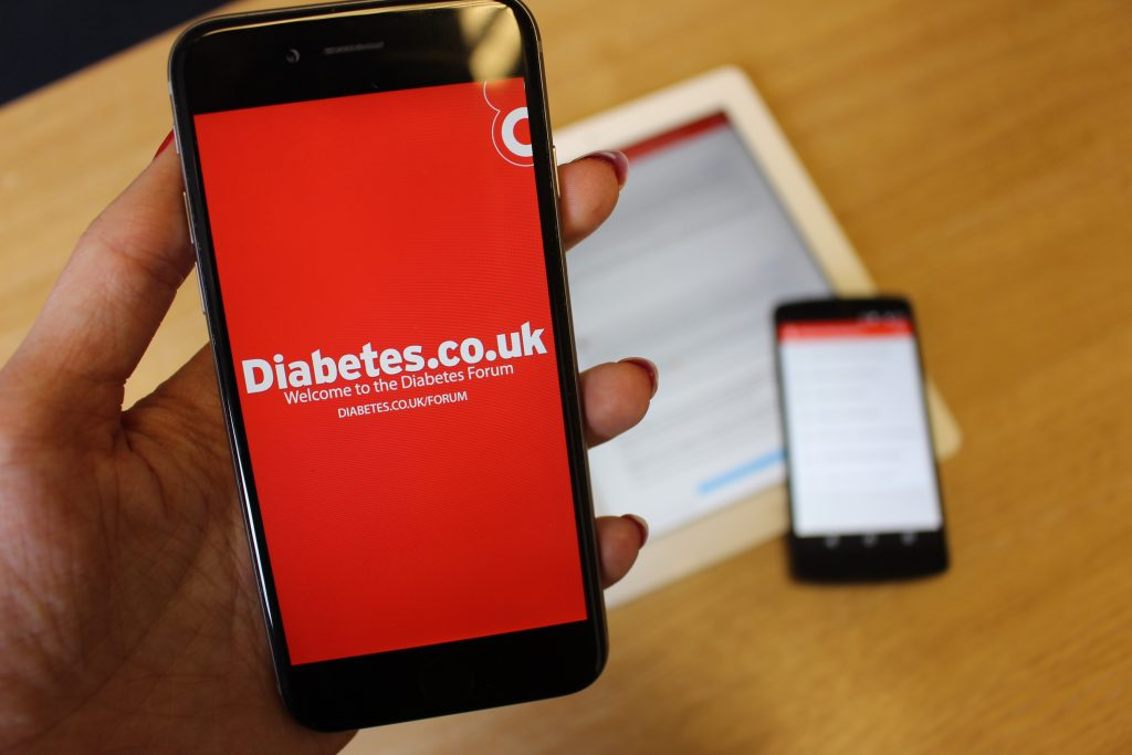 Stock picture of Diabetes.co.uk