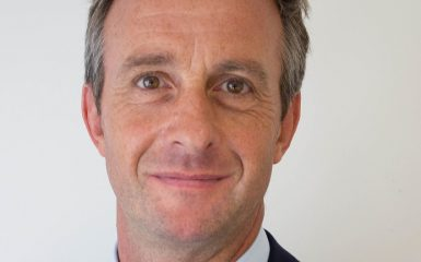 Chris Askew is Diabetes UK's CEO