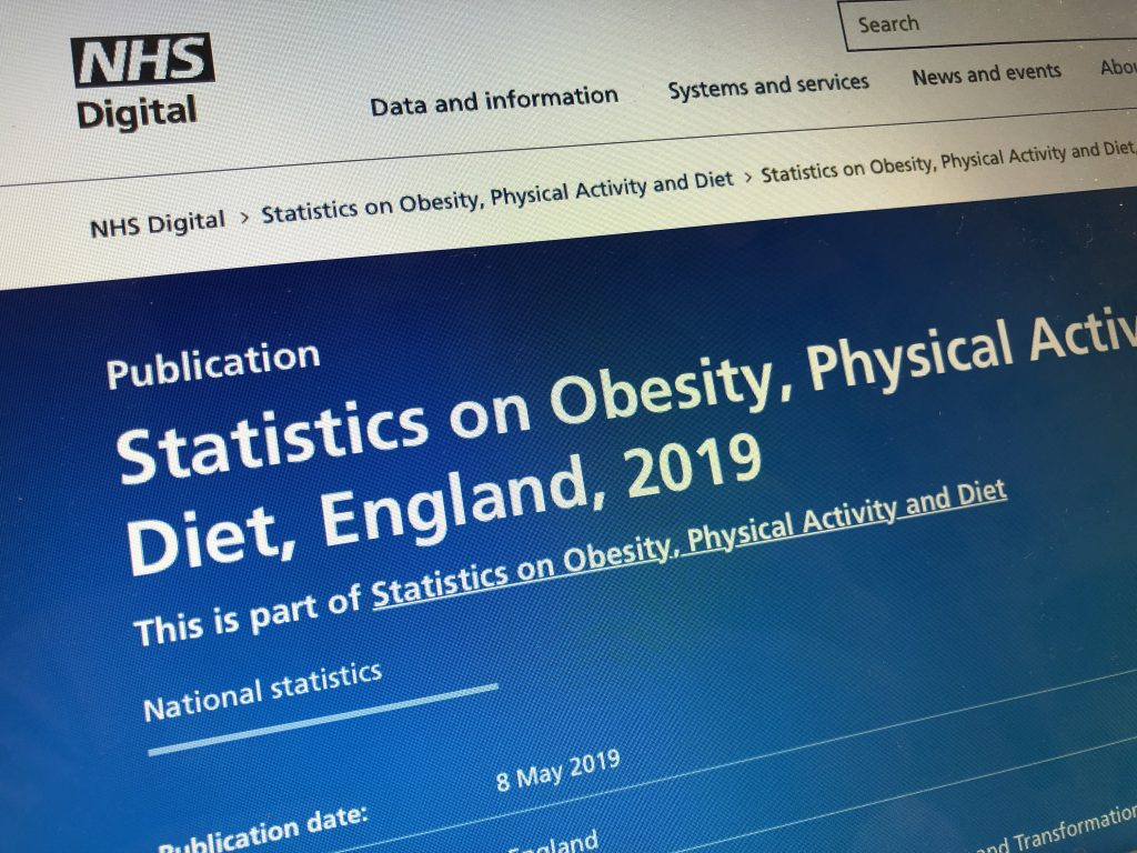 Rise in obesity-related hospital admissions - The Diabetes Times